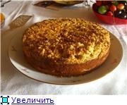 Лимонный пирог со штрейзелем Ингредиенты: Для штрейзеля: 1 3/4 стакана муки 3/4 стакана сахара 170...