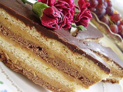 Девочки, под старый Новый Год предлагаю вам попробовать замечательный тортик
