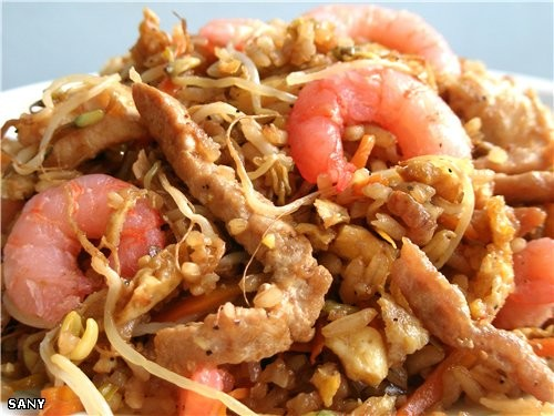Самый вкусный рис, который я кушала в моей жизни - 2