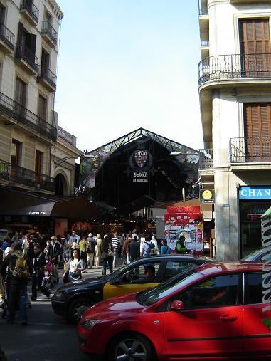 ГОРОДСКОЙ РЫНОК БОКЕРИЯ -Mercat de la Boqueria - В БАРСЕЛОНЕ Про этот рынок я была много наслышана