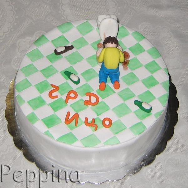 Девочки, выставляю на ваш суд свои последние тортики - 5