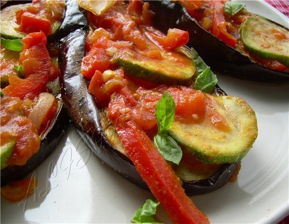 Для любителей баклажан это блюдо необыкновенно вкусное,предлагаю его попробовать - 2