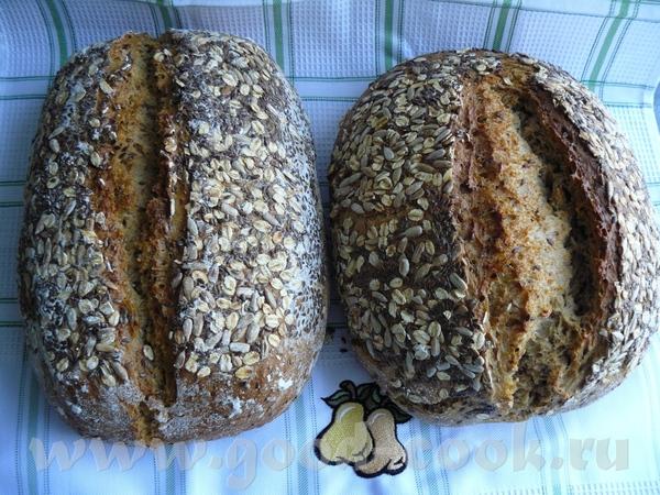 """На вкус - вкусный смешаный хлеб, наподобие такой я беру под названием """"Деликатессный"""", только там л..."""