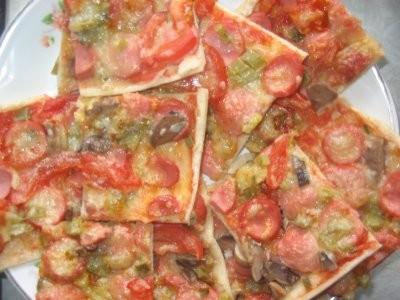 ааааааааааааааааааааааа, сколько всего вкусного селёдка молодая картошечка пицца (тесто к рецептам... - 3