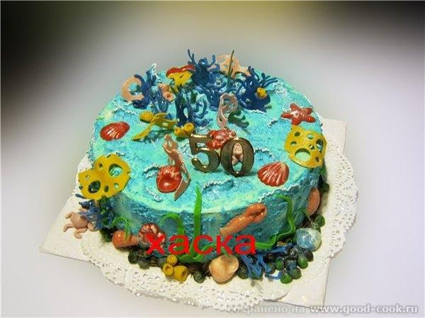 все три тортика очень нравятся