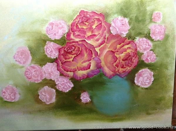 """""""покорение розы"""" 1"""