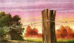 Уроки по рисованию урок масло рисуем пейзаж (анг - 6