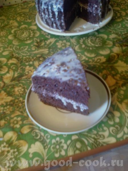 """Девочки хочу похвастаться своим тортиком """"Шоколад на кипятке"""" ( Галю можно не буду ссылочку ставить... - 2"""