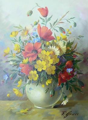 Хочу поделиться с вами нашла картины немецких художников, может быть вы уже видели но красоты лишне... - 5