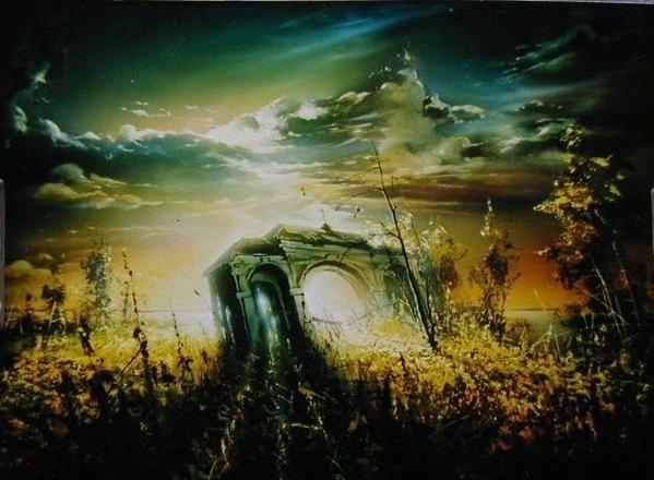 новые картины художника покажу я его уже вам показывала он добавил недавно на продажу Ковальчук (Ют... - 3