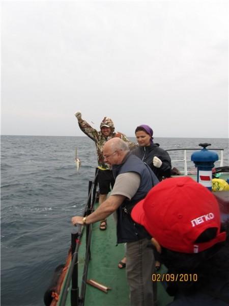 Еще мы поймали морскую звезду - 7