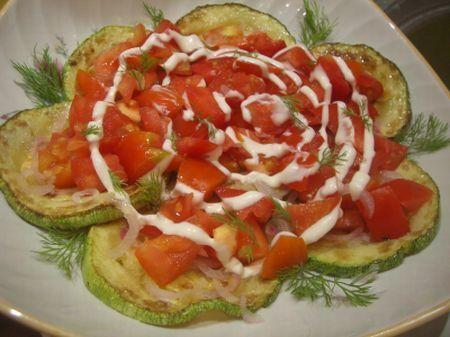 очень-очень клевый салатик, всем рекомендую
