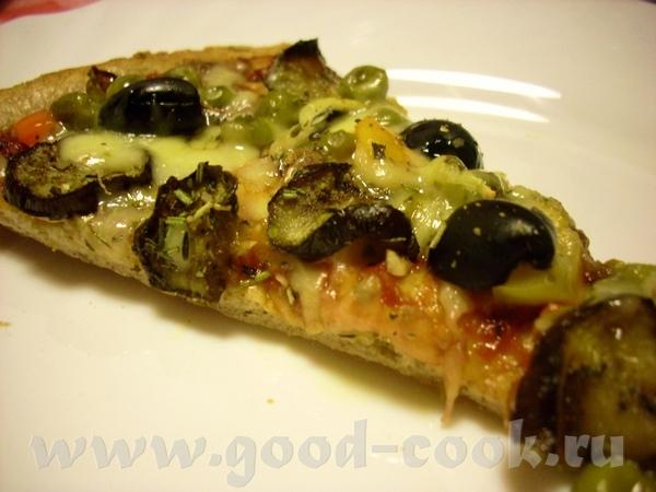 я мясоедка, но от этой вегетарианской пиццы была в восторге - 2
