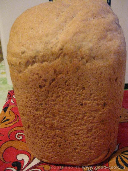"""Мне очень нравится пшенично-ржаной хлеб """"Деревенский"""" на сыворотке"""
