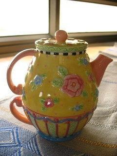 Неожиданно образовавшаяся коллекция чайничков - 5