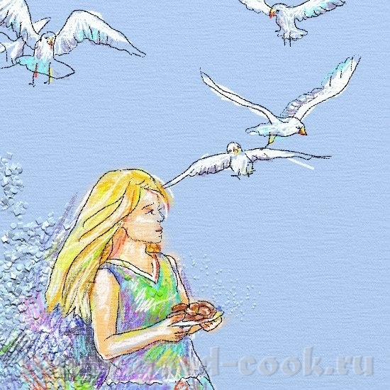 2 ноября День кормления птиц овсяным печеньем Птицы и печенье - что может быть прекраснее