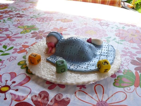 Племянику сделала, на торт сверху положу - 3