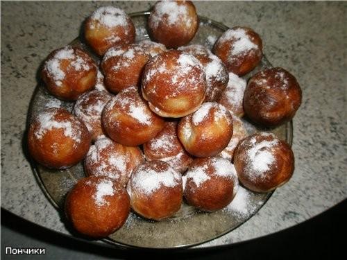 Советская сквородка для пончиков(куплена в 70-х годах прошлого века) Вид сверху Вид снизу Пончики п... - 3