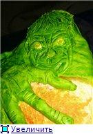 торт Халк - 3