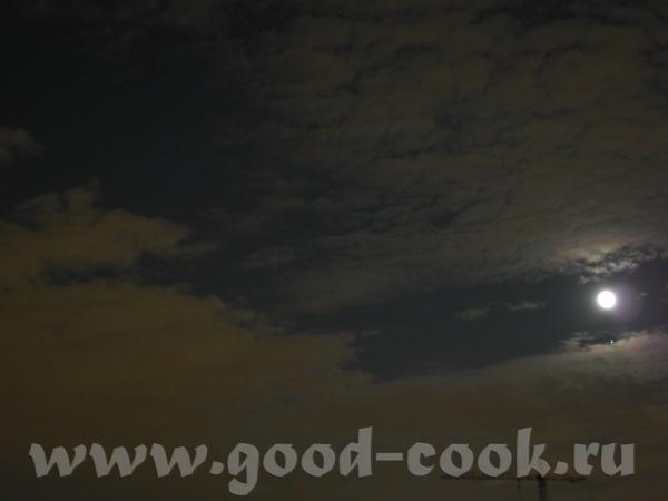 Небо ночное