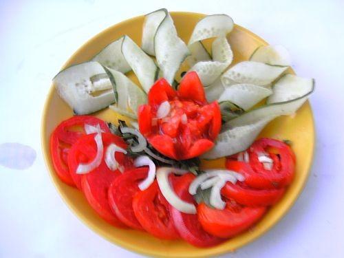 Кушаем салатики