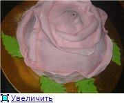 торт роза торт коляска торт красное сердце - 2