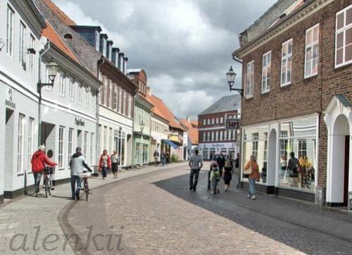 Прогулка по улочкам старого города - 10