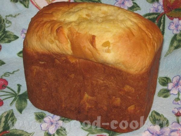 ХЛЕБУШЕК ПШЕНИЧНО-ГОРОХОВЫЙ Вчера приготовила вот такой хлебушек,взяв за основу рецепт ПШЕНИЧНО-НУТ... - 3