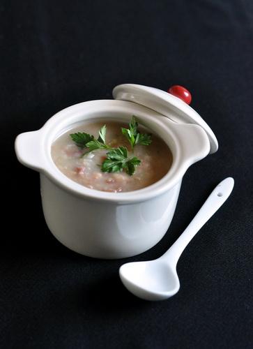 Фасолевый суп американского сената