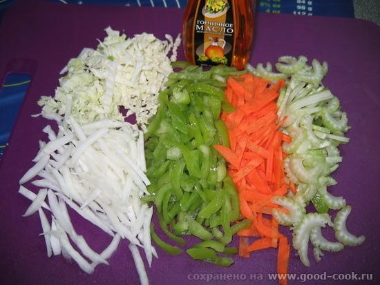 шинкуем на салат
