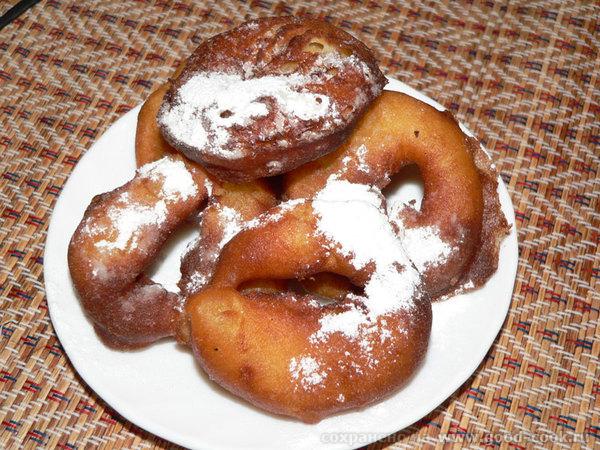 """Пончики """"Ананас"""" Необычайно вкусные, даже не ожидалось"""