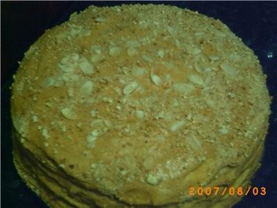 """а вот и мой """"торт любимому"""" от vera 26 торт любимому"""