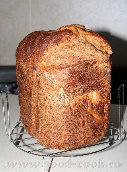 Пшеничный хлеб с яблочным пюре по этому рецепту изменила немного дрожжи взяла живые, а вместо яблок...
