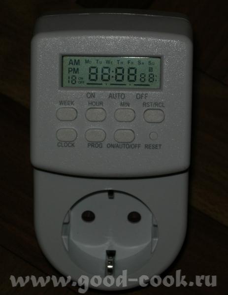Решил проблему с таймером, В продаже имеются вот такие устройства стоит около 10$ - 64 грн это тайм...