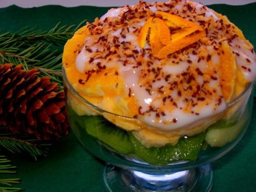 Девочки сегодня кушали мы: супчик Грибной от салатик Экзотика салатик Лик - 2