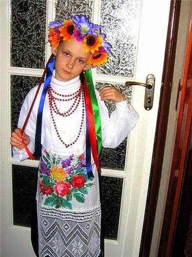 Вот моя Украинка