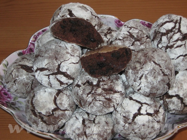 Печенье Чёрный лес