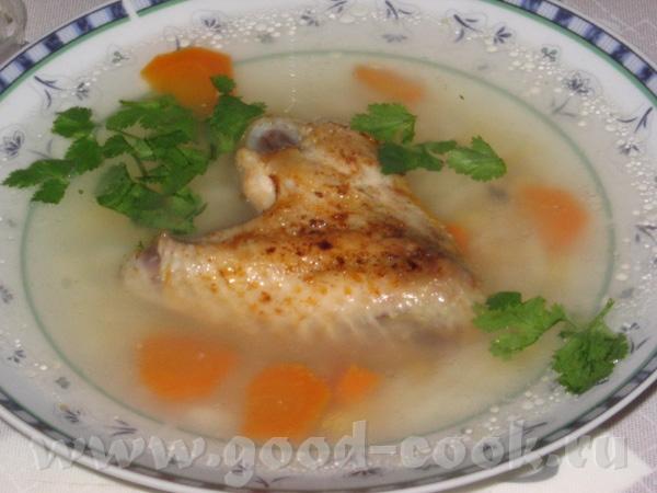 """Бонус-задание, Первые блюда, страница 21: Суп """"Салоники"""" от Вкусный, легкий супчик"""