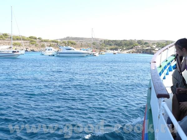 Подплываем к острову - 3