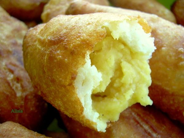Начинка из гороха для жареных пирожков