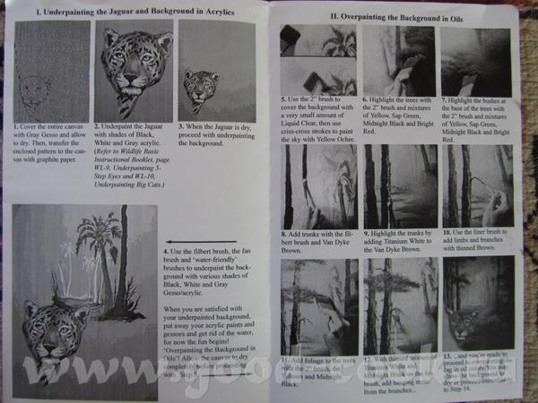 Тигр 1 Леопард (ой, ягуар стоит в названии) - 9