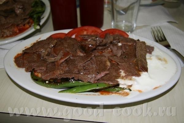 Нигде не могу найти рецепт приготовления моего самого любимого турецкого блюда İskender