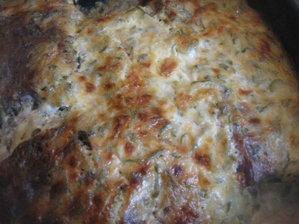 Помещаем рыбу в разогретую до 200 градусов духовку, через минут 7-8 уменьшаем температуру до 190 гр... - 2