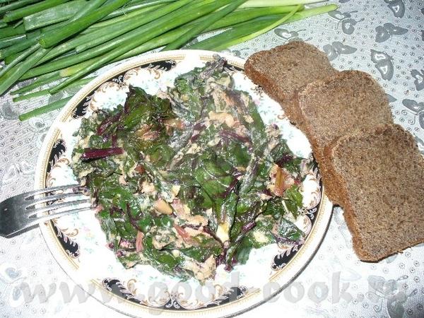 куринные потраха в сметане Говядина в томате с зеленью листья свеклы с яйцами курица жаренная - 3
