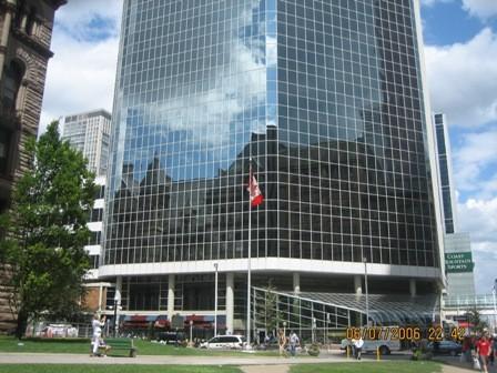 Теперь плавно переместимся в славный город - Торонто - 2