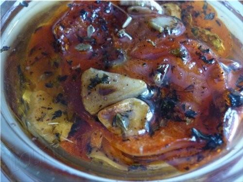 Ну а этот рецепт - для любителей вяленых томатов и экономящих своё время хозяек - 3