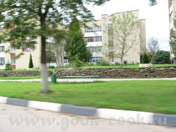 В лес мы едем через городок Логойск, 30 км от Минска - 3