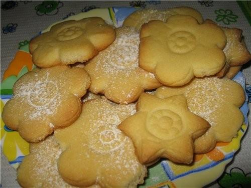 Мои печенюшечки от Мишель Тающие моменты