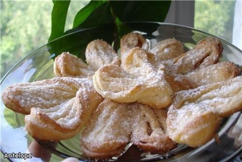 """Решила возобновить темку Мои """"выходные"""" пирожки с капустой из Хрущевского теста: И сладкие плюшки-с... - 2"""