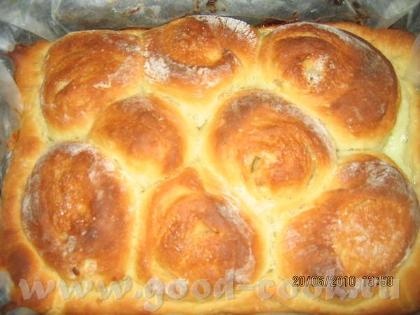 пирог-плюшка